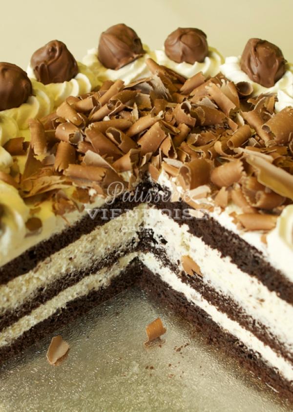 Gateaux + Desserts: Image 4 (Chocolate Truffle)